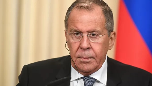 Lavrov intends to visit Greece at the invitation of the Foreign Minister