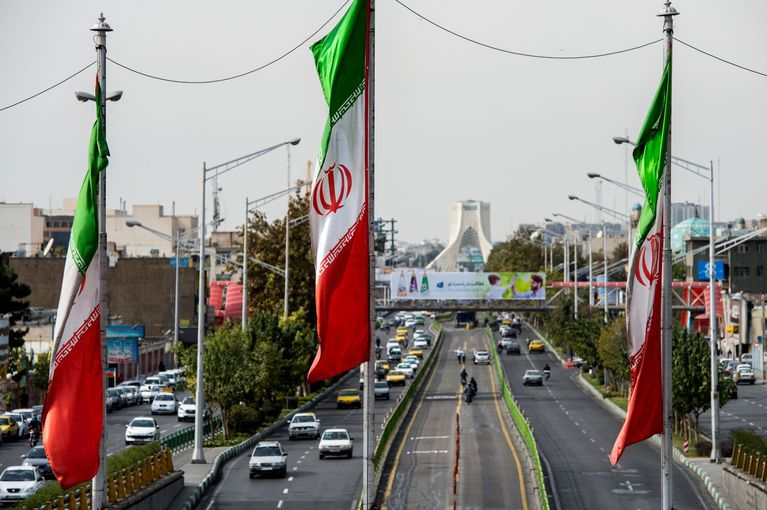 Iran's influential network on the Middle East growing region