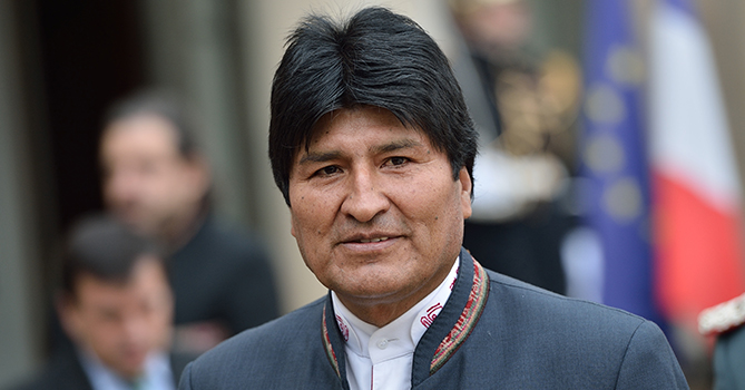 Morales announces new presidential election in Bolivia