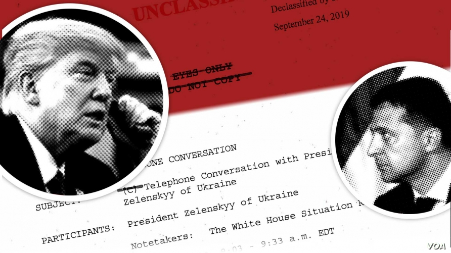 State Department declassified documents on US-Ukraine relations