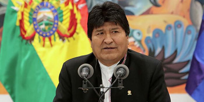 Bolivian opposition blames Morales for crisis in country