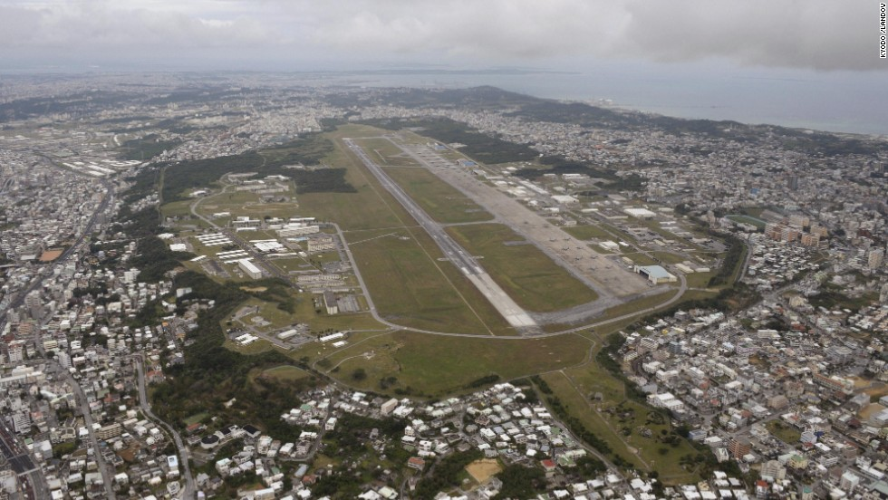 Yomiuri: it may take an additional 10 years to relocate the U.S. air base in Okinawa.
