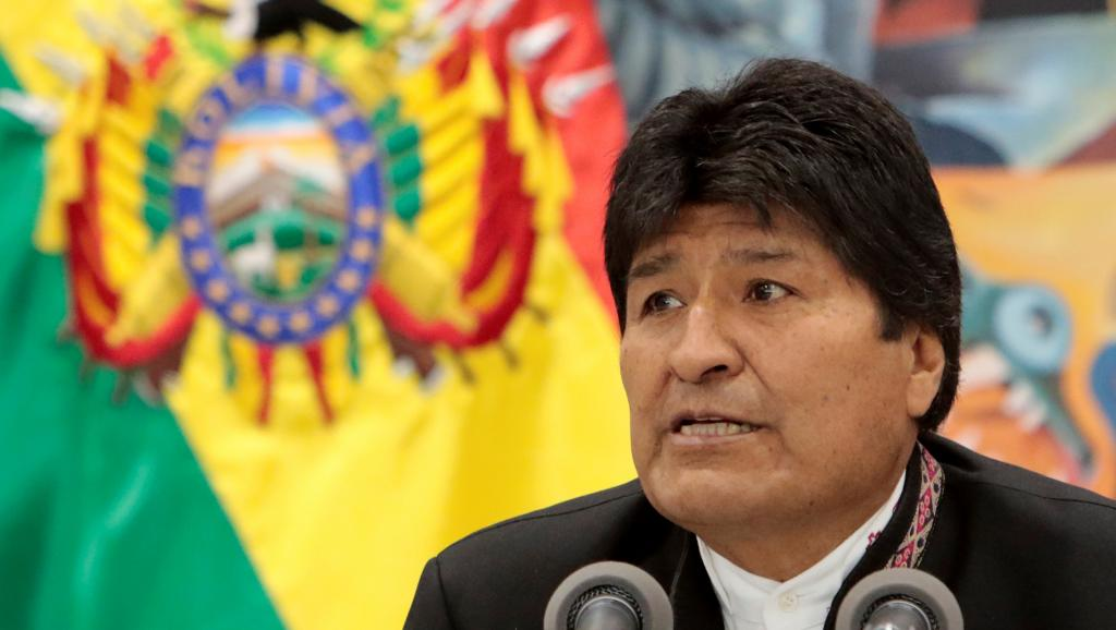 Morales called a meeting of the party to discuss the election of a presidential candidate for Bolivia