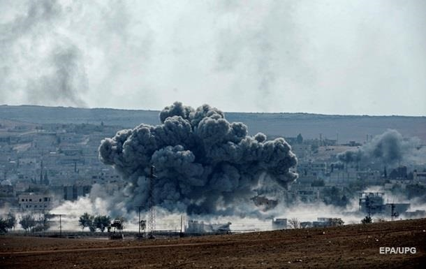 Assad and Russian army launch air strikes in Syria