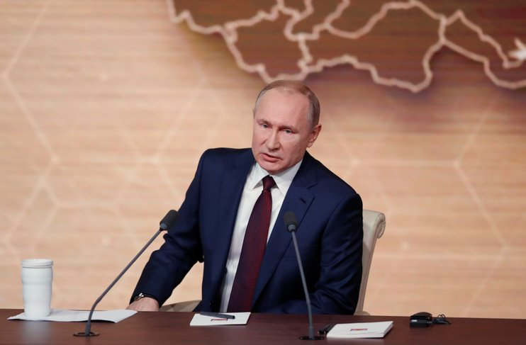 Putin talks about prospects of relations with US