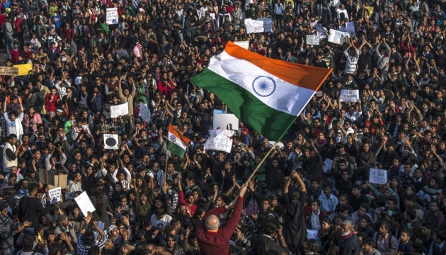 In India, protests against the citizenship law are planned in more than 10 cities