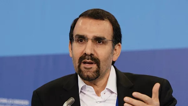 Iranian ambassador noted deepening relations with Russia