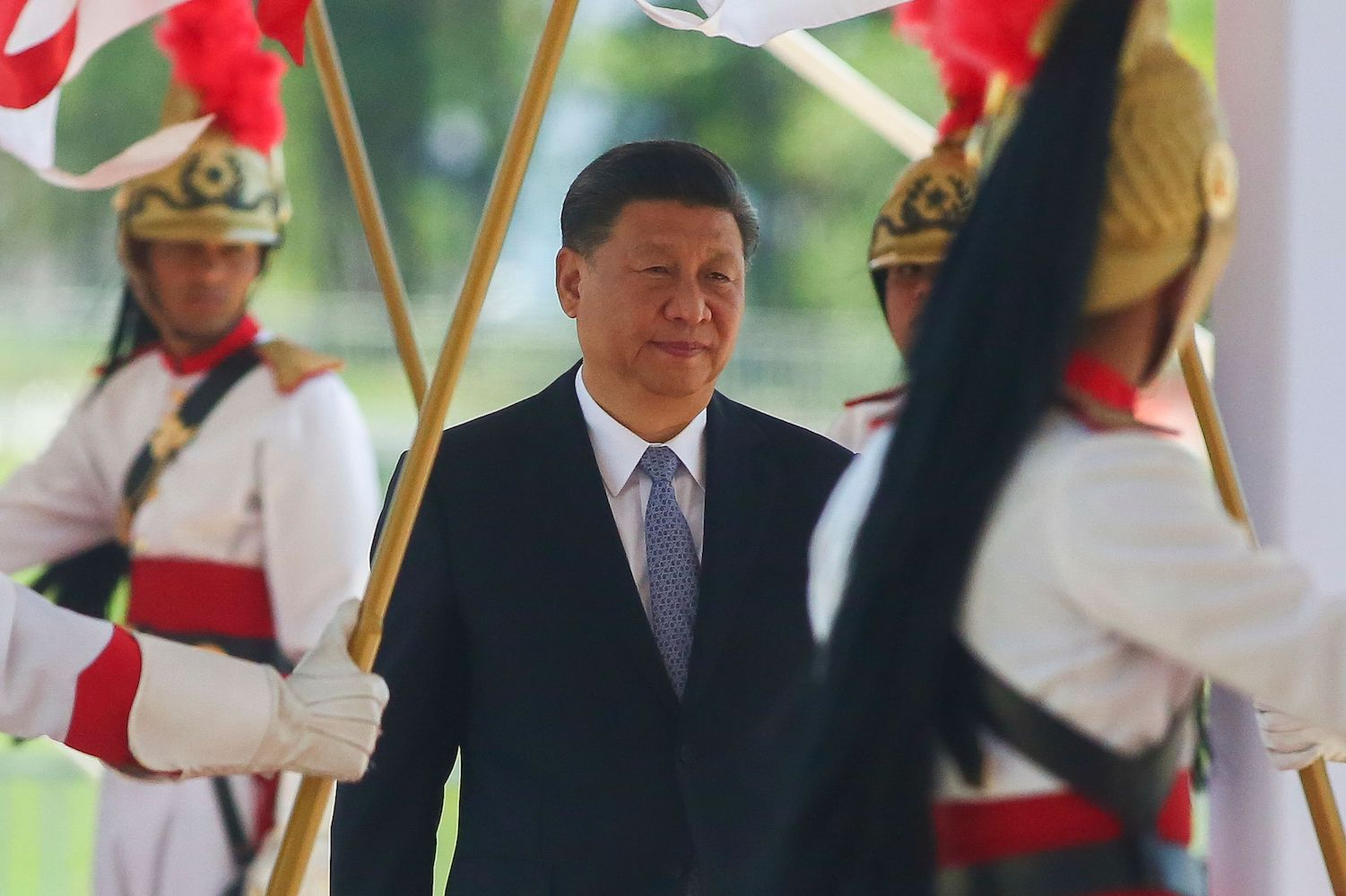Xi Jinping: Beijing will not allow other countries to interfere in Hong Kong and Macau affairs
