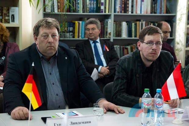 People's diplomacy: Germans stand for dialogue with Russia