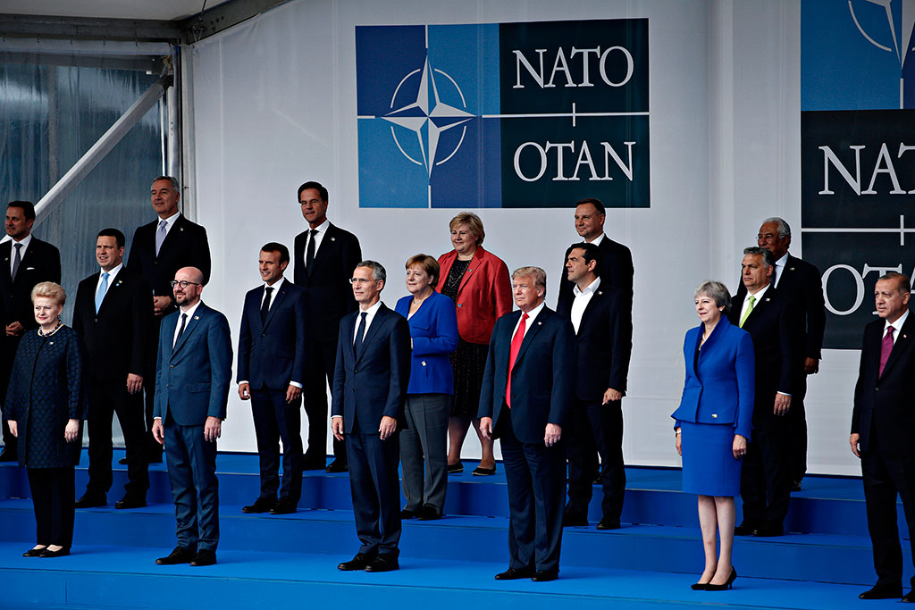 Trump will be the most unwanted guest for the hosts of the NATO summit