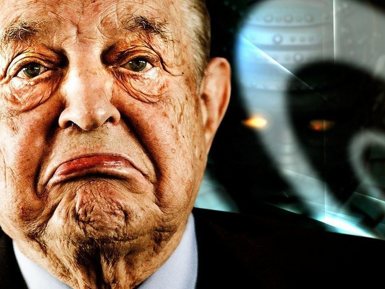 Soros Foundation is a provocateur of Georgia's clash with Russia