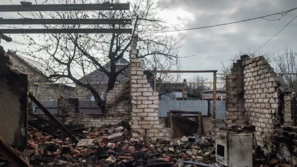 DNR reported six ceasefire violations by the Ukrainian armed forces per day