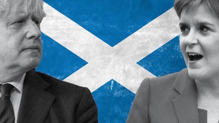 The British Government has rejected the idea of a new referendum on Scottish independence.