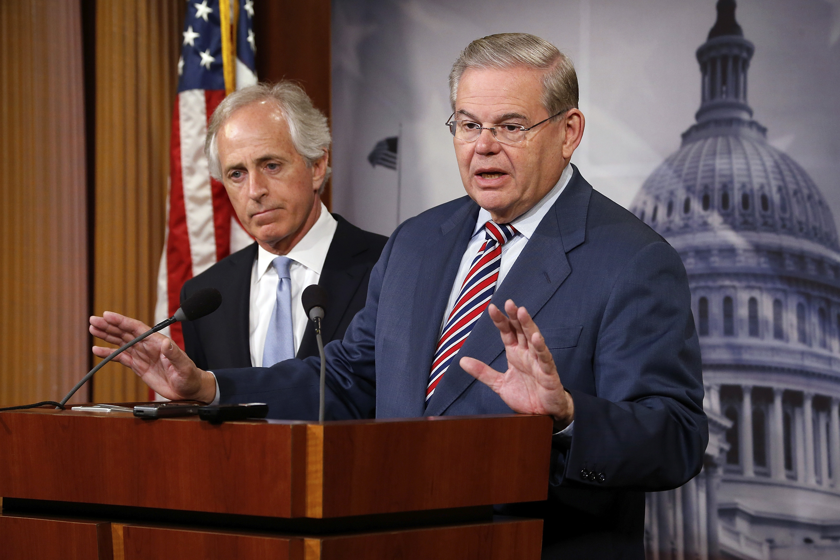 US Senate Committee approved sanctions against Russia for aid to Syria