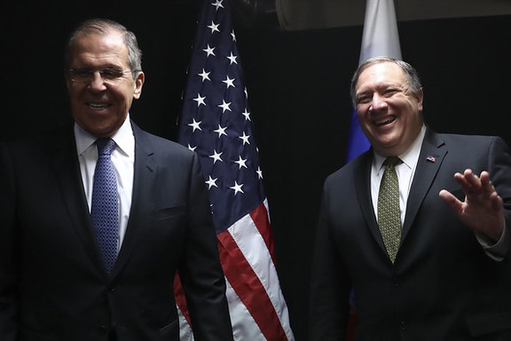 Highlights of the meeting between Pompeo and Lavrov