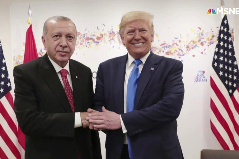 Turkish leader launches new Middle East intrigue