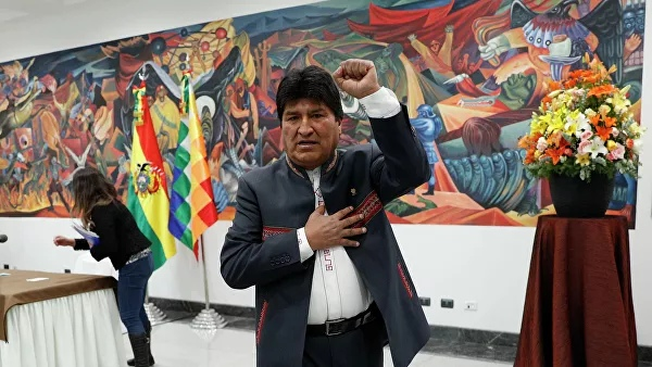 Bolivia will seek cooperation from INTERPOL in the Morales case