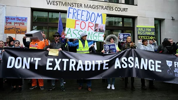Dates for the Assange extradition hearing have been determined