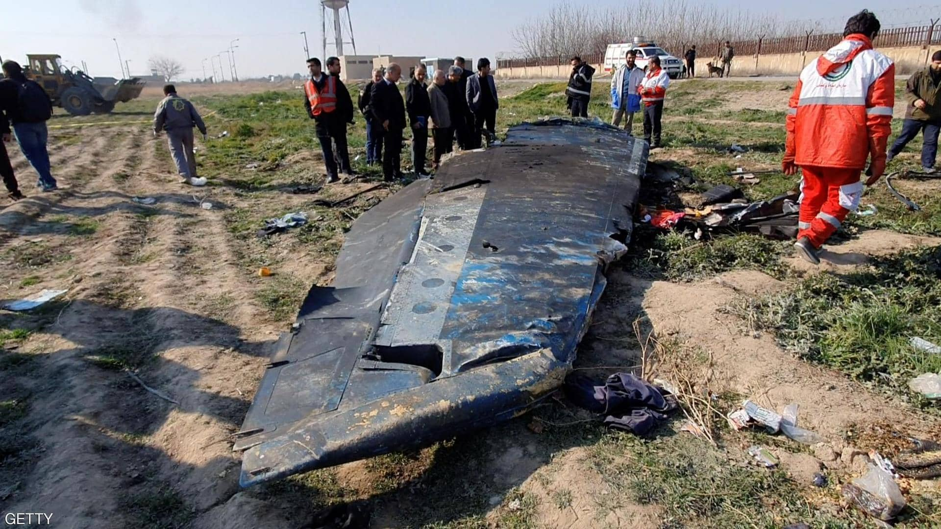 Iran sent the black box from the downed Ukrainian plane to France