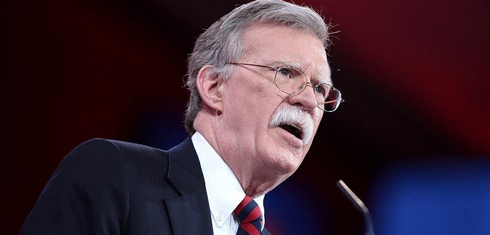 Trump has a plan to neutralize Bolton as a witness in the impeachment case
