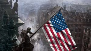 West breaks out a monopoly on the history of World War II