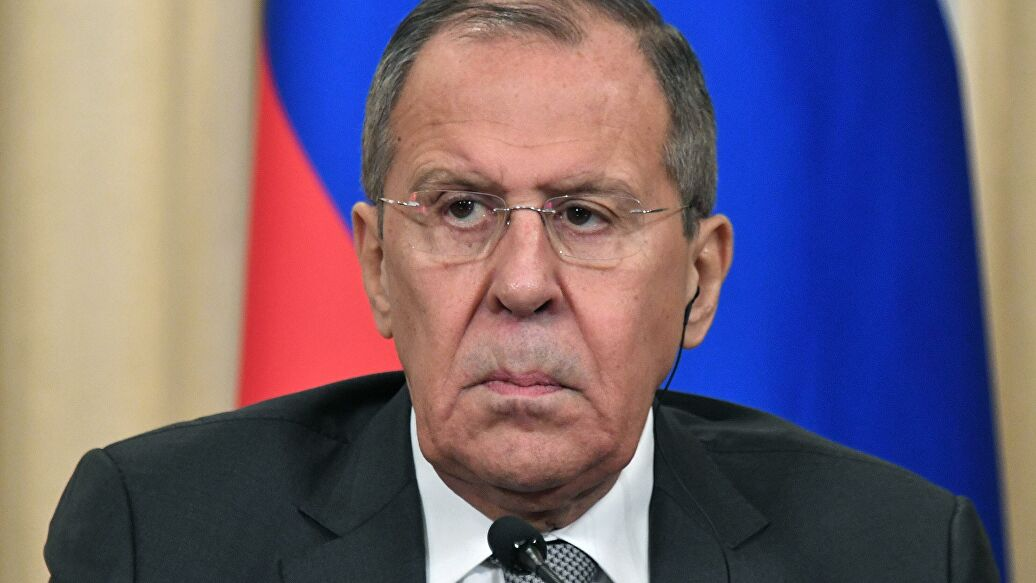 Lavrov says the killing of Soleimani is the culmination of US illegal activities