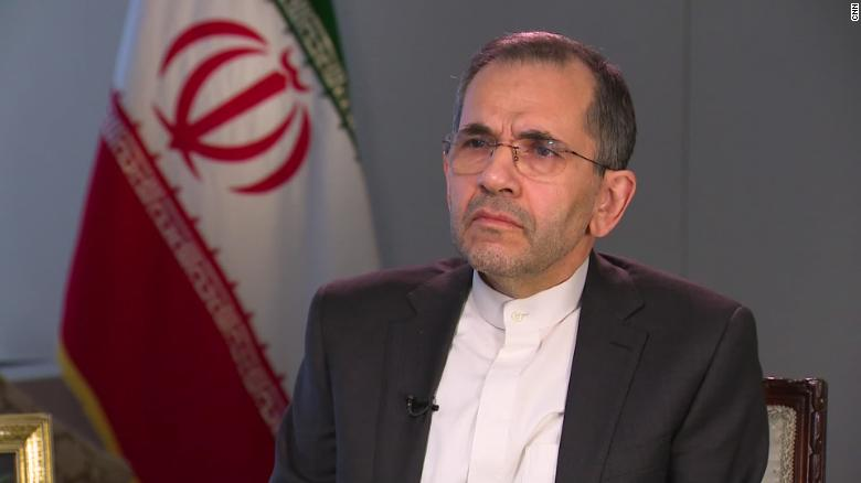 Iran's Ambassador noted the development of relations with Russia in defense and security spheres
