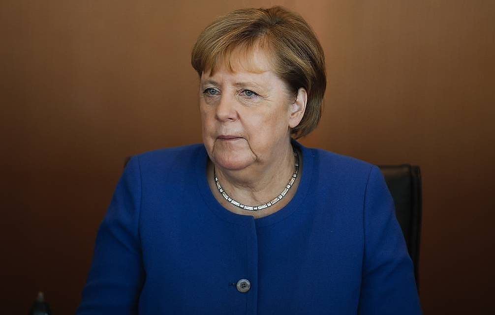 Merkel called on Europe to be independent