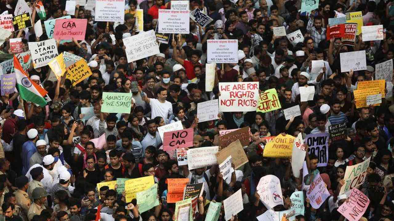 Protests against Citizenship Amendment Act continue in India