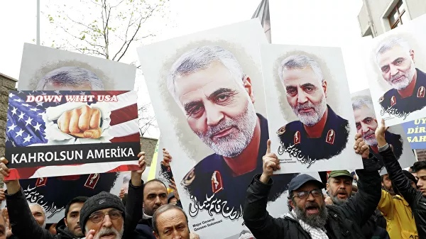 Iran intends to hold the United States accountable for the murder of Soleimani