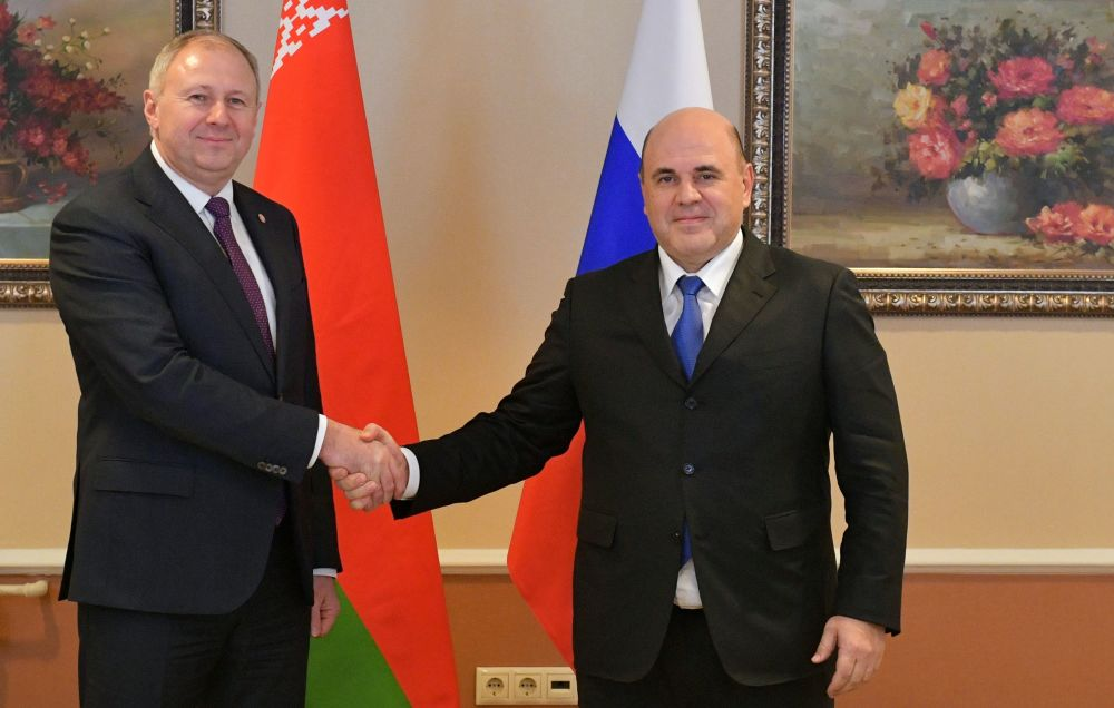 Prime Minister of Belarus hopes for friendship with Moscow