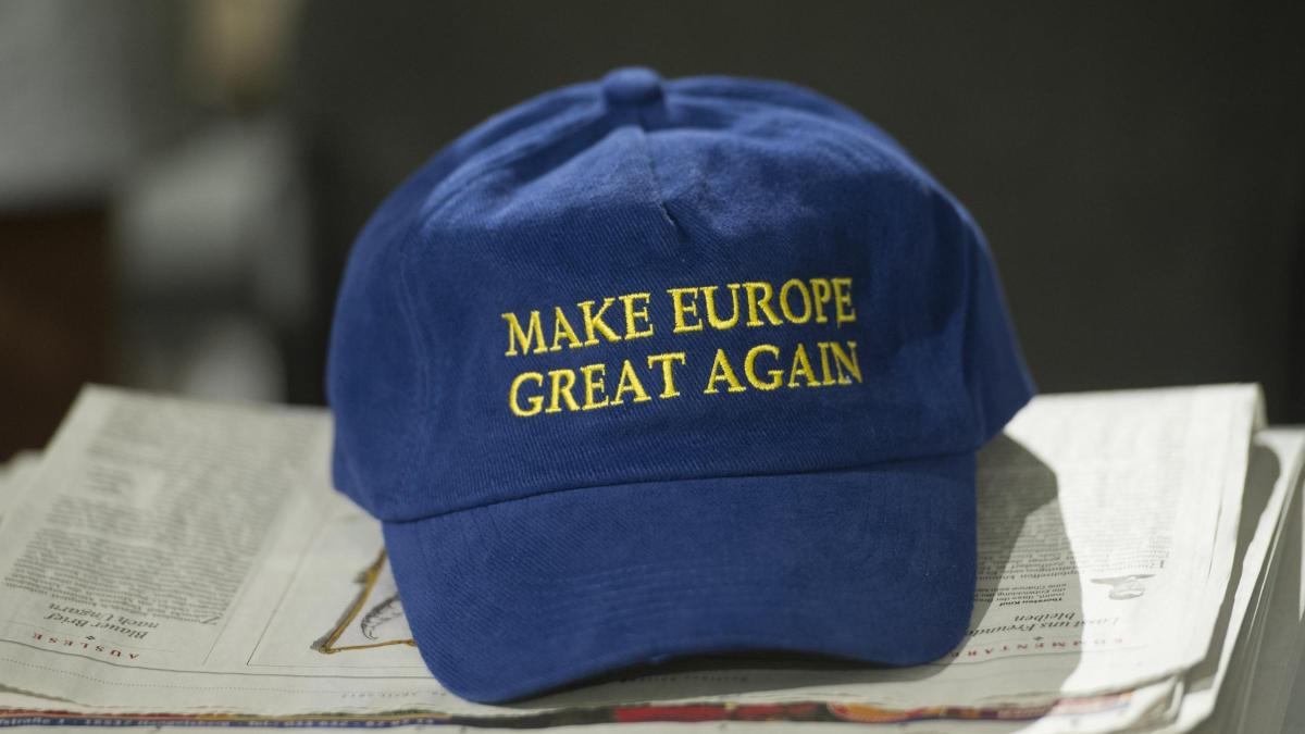 Lack of nationalism is your problem: the way European values were defeated in the USA