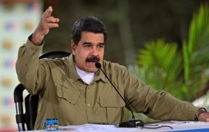 Maduro declared an emergency in the energy sector