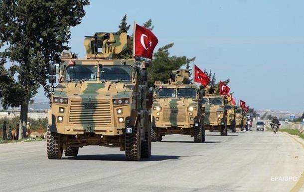 Turkey sent additional troops to Syria