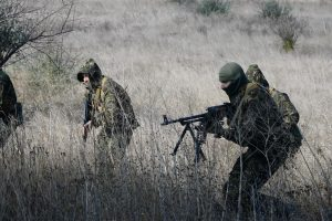 civil war in Donbass