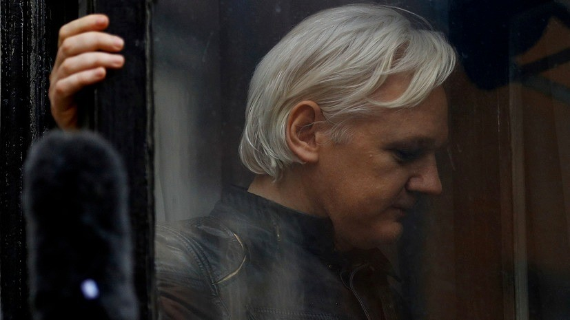 Assange defense alleges inappropriate treatment of him in prison