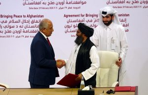 US signs Taliban peace agreement