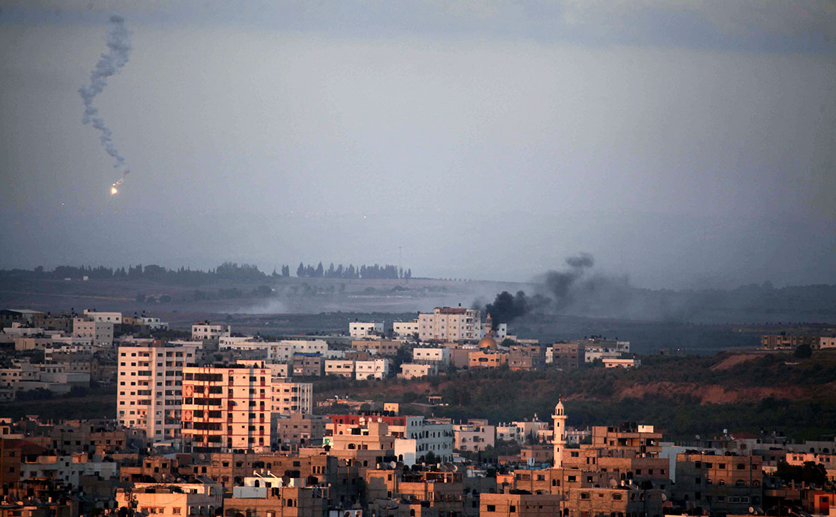Israeli military detects Gaza rocket launch
