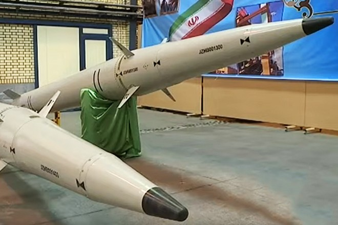 New rocket introduced in Iran - ISNA