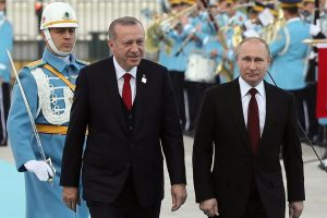 """Erdogan wants to stay with Assad """"one on one"""" and asks Putin not to interfere"""