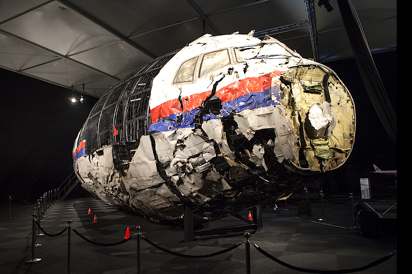 Crash of MH17: the Netherlands hid information about Russia's innocence
