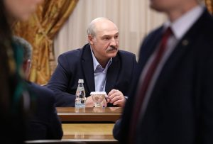 In Poland, they are persistently trying to bring Lukashenko with Western creditors