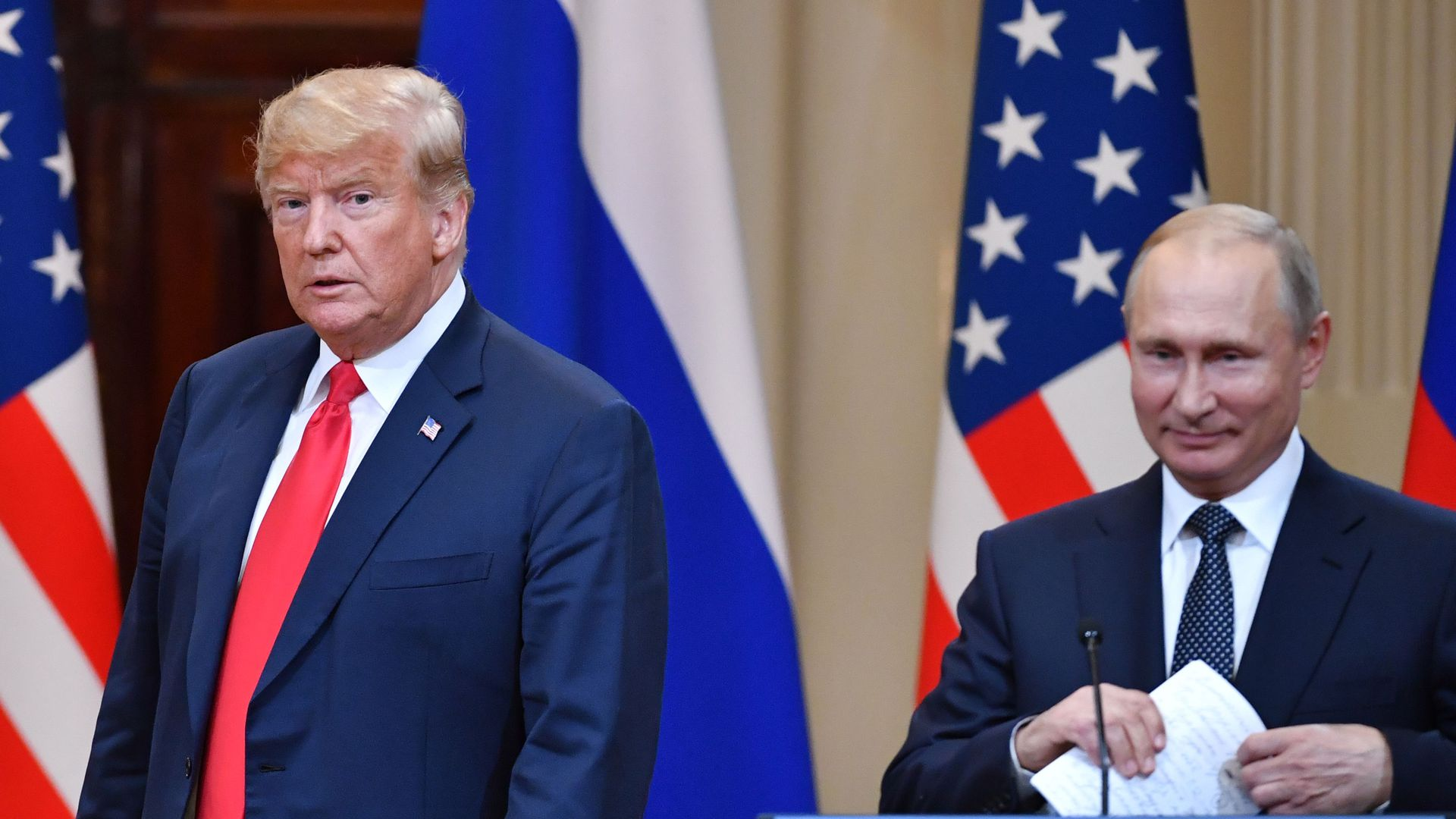 Trump spoke about the upcoming telephone conversation with Putin