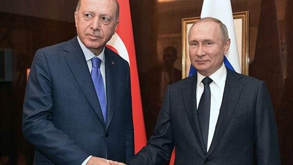 Putin said Russia values relations with Turkey