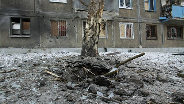APU for a day 34 times opened fire on the DPR