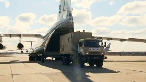 Coronavirus pandemic: Another Russian plane with humanitarian aid flew to Italy
