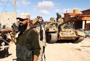Libyan Army strikes airbase hosting Turkish troops in Tripoli