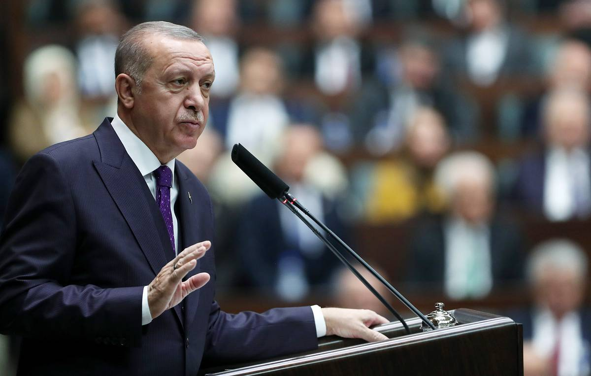 Erdogan told how much more is ready to sacrifice Turkish soldiers