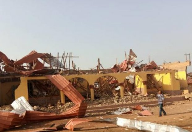 Explosion thundered in southern Nigeria