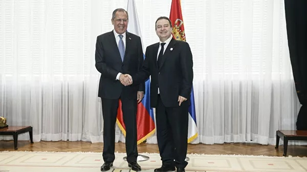 Serbian Foreign Minister announces joint celebration of Victory Day with Moscow